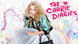 Is The Carrie Diaries, Season 1 on Netflix?